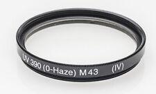 Hama UV 390 (0- Haze) M43 (IV) 43 mm Filter