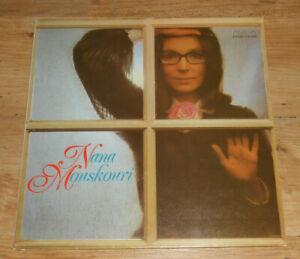 Nana Mouskouri | Vinyl LP | Nana Mouskouri (1979) | DDR Amiga 8 55 669