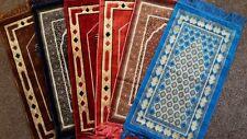 Medium size Children Prayer mat, medium Islamic  rug 5 colurs