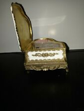 vintage piano music box