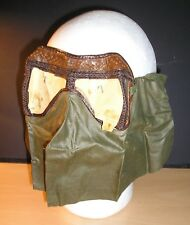 Unissued WW-II D-Day era US GIs Bazooka Ops' Protective Face Mask in Factory Box