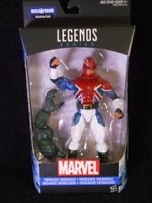 Marvel 6-Inch Legends CAPTAIN BRITAIN Captain America Build A Figure