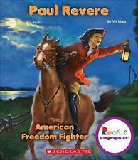 Paul Revere  (ExLib) by Wil Mara