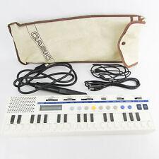 Casio VL-tone vl-5 mini keyboard 1980s polyphonic retro MS-1 barcode reader