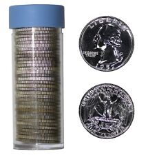 1957 Proof Washington Quarter 25C Gem Proof Full Roll 40 Coins