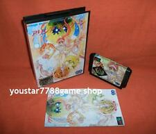 Alisia Dragon Japanese for Sega MegaDrive Video Game console system MD card