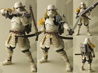 Star Wars Ashigaru Samurai Storm Trooper Meisho Movie Realization Figurine