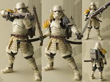 Star Wars Ashigaru Samurai Storm Trooper Meisho Movie Realization Figurine