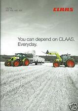 Farm Tractor Brochure - Claas - Celtis - 456 446 436 426 - c2007  (F4513)