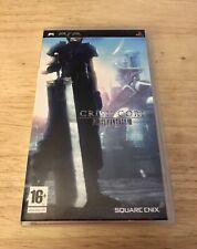 CRISIS CORE, Final Fantasy VII , SONY PLAYSTATION PSP BUEN ESTADO,PAL ESP,