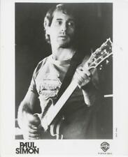 Paul Simon-Original Photo-Portrait-Fred W. Mcdarrah Stamp