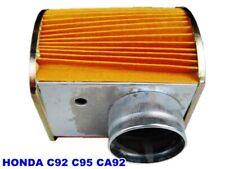 HONDA BENLY C92 C95 CA92 CA95 CA160 AIR FILTER AIR CLEANER   [mi4807]