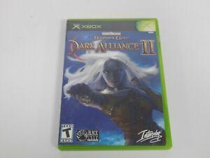 Baldur's Gate: Dark Alliance II - Microsoft Xbox