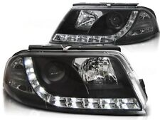 VW PASSAT SEDAN WAGON 2000-2002 2003 2004 2005 LPVWD9 FARI ANTERIORI LED DRL