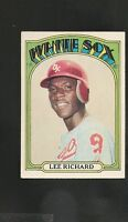 1972 Topps # 476 Lee Richard Ex-Mt