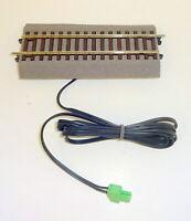 Roco H0 42512-1 Digital-Anschlussgleis G1/2 mit Bettung für z21/Z21, 115 mm NEU