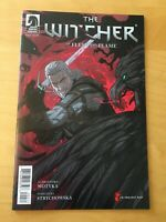 of 4 1st print set lot DARK HORSE COMIC NM WITCHER OF FLESH AND FLAME 1 2 3 4