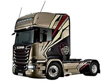 Scania R730 Streamline Team Chimera Plastic Model Kit 1 24 Show Truck Italeri
