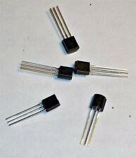 5 Transistoren nach Wahl 2N2222, BC327, 2N3904, 2N3906, BC337, S8050, 2N2907