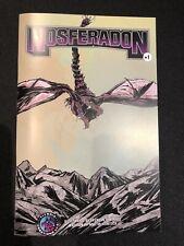 Nosferadon Original Kaiju Comic Book