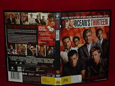 OCEAN'S THIRTEEN (DVD, PG)