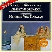 CD ALBUM - Nikolai Rimsky-Korsakov: Scheherazade