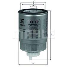 KNECHT / MAHLE Original Kraftstofffilter KC 19 Case Atlas Claas Deutz Liebherr