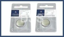 Genuine Mercedes Remote Key Fob Keyless Entry Alarm Battery 2 Pack 000828038810