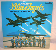 Laserdisc [7] * Rolling in the Sky: F/A-18 Blue Angels * Rare CAV Standard Play