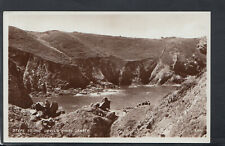 Channel Islands Postcard - Steps To The Devil's Hole, Jersey    RS16897