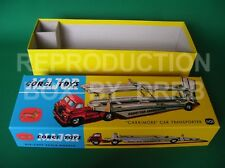 Corgi. #1105 Carrimore Car Transp. with Later Bedford Cab - Repro. Box by DRRB