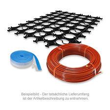 Fußbodenheizung Wall-And-Floor-System BODEN bis 4,8m2 Fläche -Art.Nr. 4500