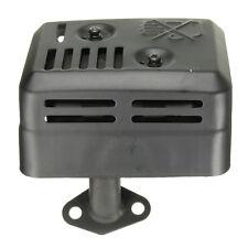 Exhaust Muffler System w/ HEAT SHIELD For Honda GX120 GX160 GX200 5.5 HP 6.5 HP