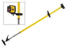STABILA LT30 télescopique réglable Self Leveling Laser Support De Fixation Barre de pole