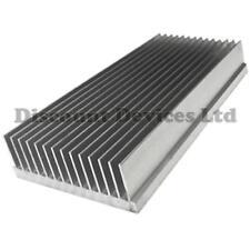 GRANDE Dissipatore di calore in alluminio Potenza Amplificatore/fornitura/TRANSISTOR/IC/FET/PA25x11.1x3.3