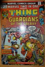 Marvel 2-in-1 5 Thing Captain America Guardians of the Galaxy 2nd Appearance 9.8