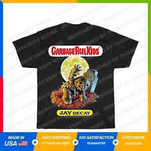 Garbage Pail Kids Jay Decay Gift T-Shirt S-5XL