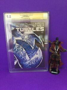 Teenage Mutant Ninja Turtles 2 CGC 9.8 SS 2nd Print Signed /Remark Eastmon TMNT
