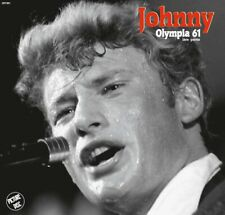 """Johnny Hallyday - 33t Picture Disc - """"Olympia 1961 partie 1"""" - CAT031"""