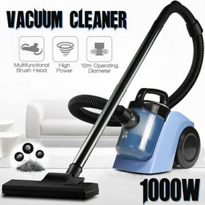 1000W 220V Handheld Portable Vacuum Cleaner Super Suction Dust Car Cleaning