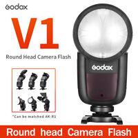Godox V1 V1F Flash TTL 1/8000s HSS battery Speedlite Flash For Fuji Camera