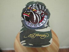 Ed Hardy, Camouflage Adjustable Cap/Hat.