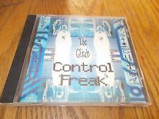 THE GLITCH - CONTROL FREAK CD