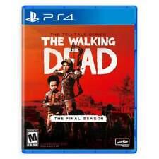 Telltale's The Walking Dead: Season 4 - The Final Season PS4