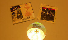 Album CD Roxette - Look Sharp 1988 13 Tracks The look Dangerous Listen to your H