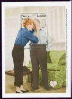 Sierra Leone - I Love Lucy Souvenir Sheet
