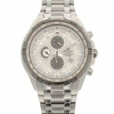 Casio Mens Ediface Chronograph Watch Quartz Stainless Steel Fashion Accessory