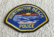 Huntington Beach California Police Shoulder Patch