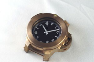 Vintage Mille Metri in Bronze  from unknown History ! without  strap !