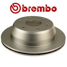 For Chevy GMC Rear Left or Right Coated Vented 325 mm Disc Brake Rotor Brembo